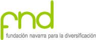 logo de la Fundación Navarra para la Diversificación